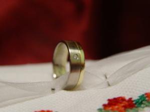 Tak tohle je detail mého prstýnku