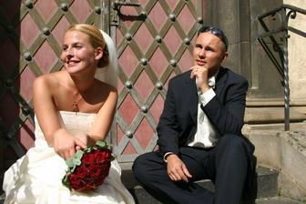 26. srpna 2005 byla svatba