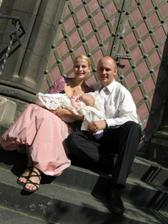 A přesně o dva roky později 26.srpna 2008 byly křtiny