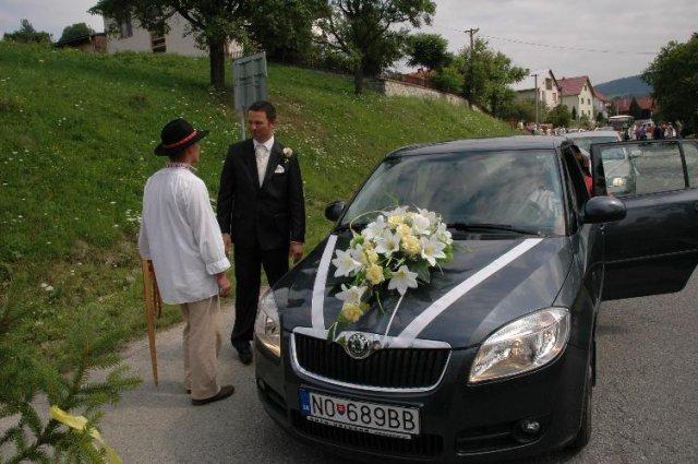 Marianna Mudrončíková{{_AND_}}Igor Hvoľka - Igiho auto.