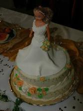 Naše torty.