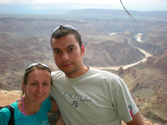 KAJA A DYLAN - a toto je miesto kde sme sa zasnubili....velmi romanticke...