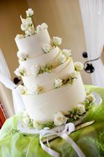 aj torta sa podarila...;)