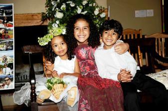 na ziadnej svadbe by deti nemali chybat...