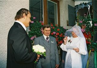 falešna nevěsta