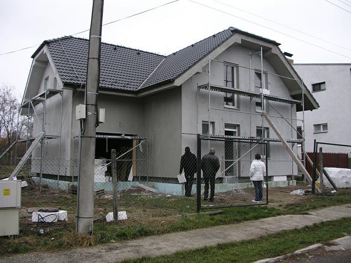 Petko a Janka - este fasada :) a je to