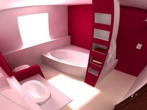 vizuálizácia hornej kúpelničky