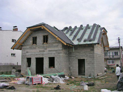 Petko a Janka - strecha coskoro komplet