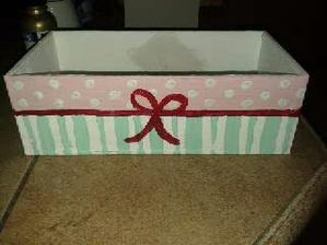 cukrátková krabička