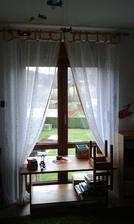 Okno po...už v dětském pokoji