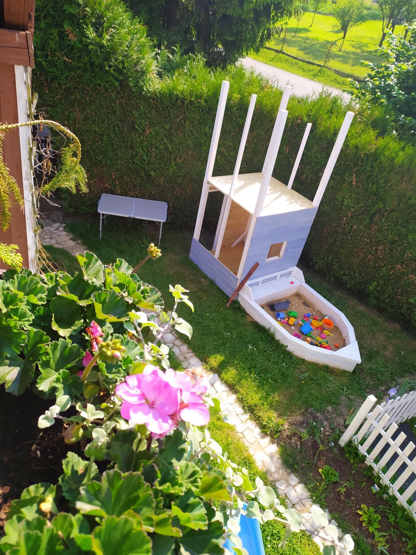 Jarně letní zahrada - Obrázek č. 14