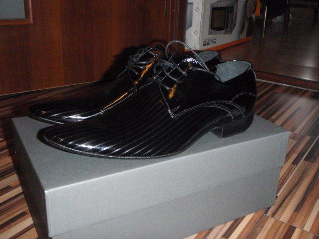 Čo sa nám páči/čo bude - ženíchove krásne topánky