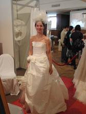 šaty zn. Cymbeline, vyhrali 1.miesto v Európe