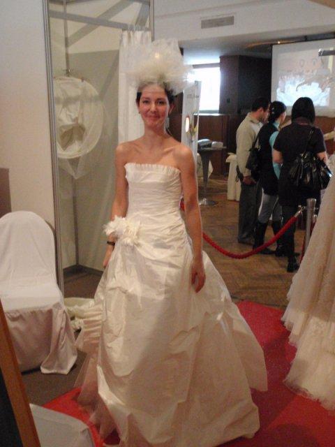 Peťo a Nika 2 - šaty zn. Cymbeline, vyhrali 1.miesto v Európe