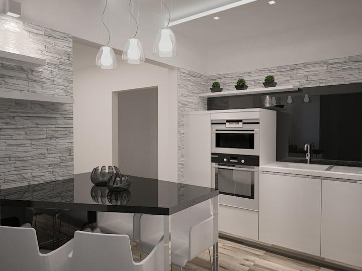 Kuchyna - Zladene...