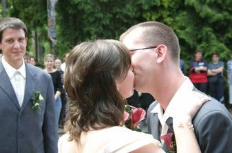 a pusinka - ta první manželská :)