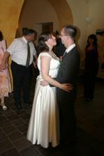 a ted tančíme - první taneček nesmí chybět