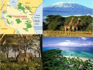 Svatební cesta bude, doufáme, v Tanzánii... :-)