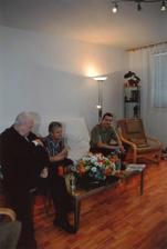 Babička s dědou