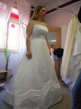 Moje šaty na svatbu