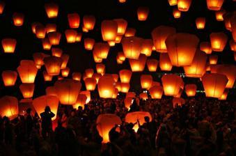 balóny šťastia budú lietať