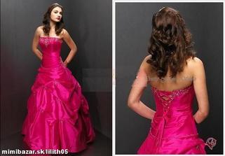 inšpirácia na polnočné šaty, nuž kto by také nechcel?
