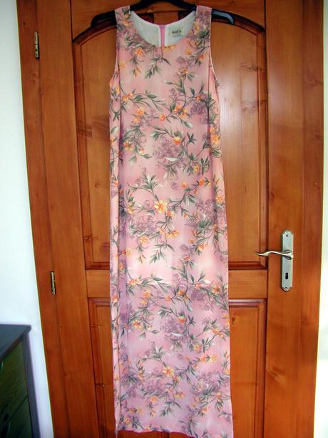 Spoločenské šaty veľ.40 - Obrázok č. 1
