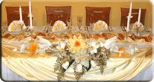 Juraj a Mária...tešíme sa - hlavný stol