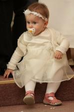 Nejmladší svatebčánek, roztomilá Sofi