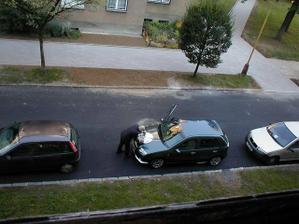 Zdobení auta