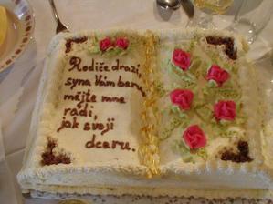 Malá ukázka dortů...
