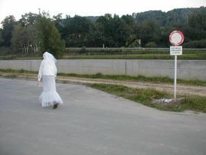 Nevěsta na útěku...:-)