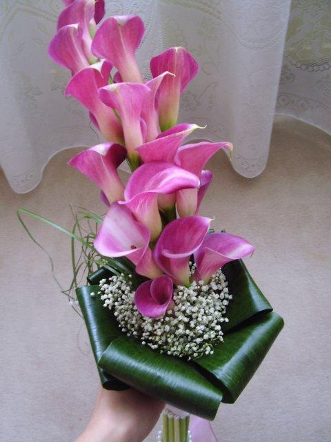 Livia&rasto prípravy - taká zvláštna, ale krásna kytica