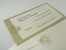 Potvrzeni ucasti na svatbe
