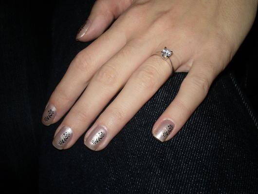 """Deň """"D"""" 19.9.2009 - zásnubný prstienok"""