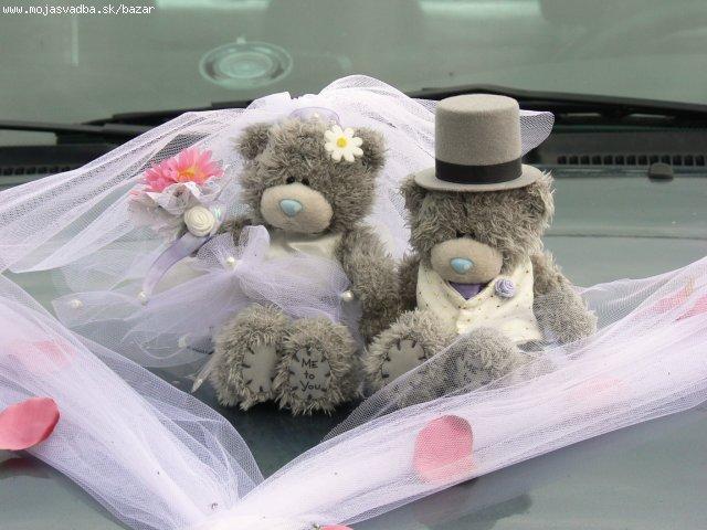 Leonia - Medvedíky na auto už mám sľúbené, uvidím či budú naozaj