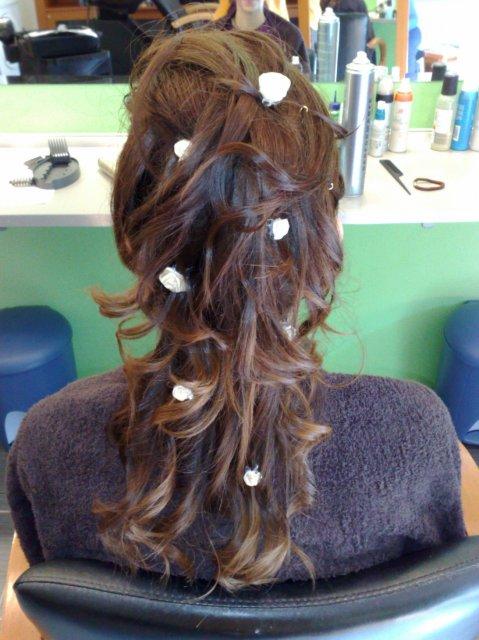 """Deň """"D"""" 19.9.2009 - alebo ix rozhádzať až takto po spodok vlasov?"""
