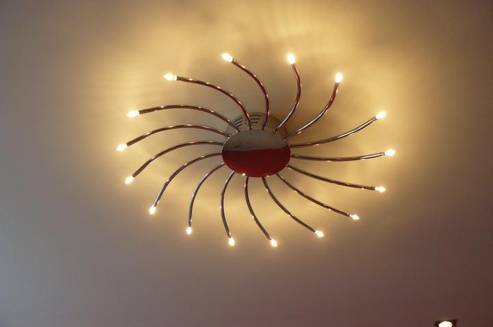 Nové hlavné svetlo v obývačke - Obrázok č. 3