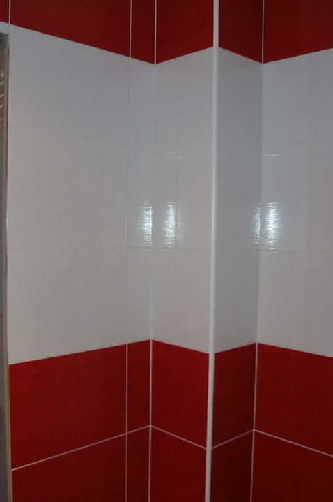 Kúpeľňa a WC - zakrytá odpadová rúra pre dažďovú vodu