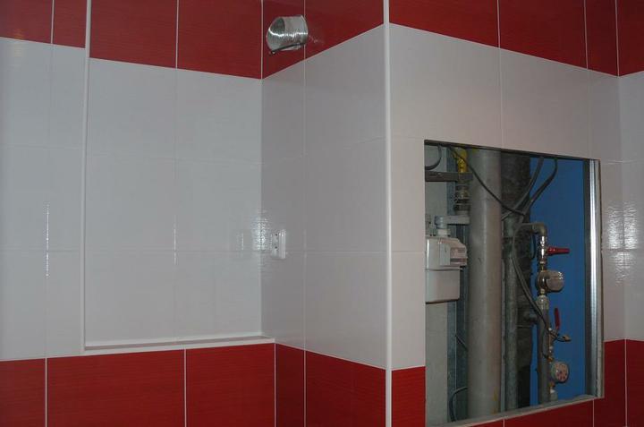 Kúpeľňa a WC - po ľavej strane bude sprchovací kút.. akosi som tú stranu pozabudla odfotiť :)