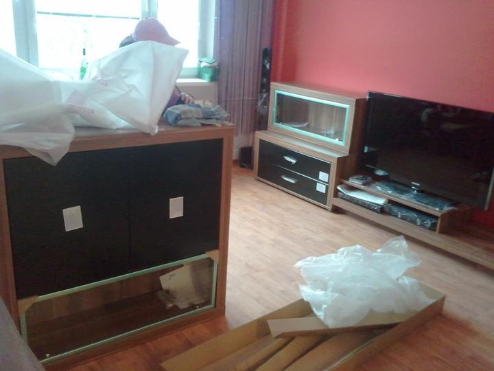 Skladanie obývačky :)) - Obrázok č. 5