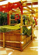 patvar bambusový