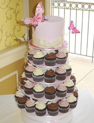 Svadobné cupcakes :) - Obrázok č. 84