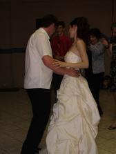 tanec s mojím manželo