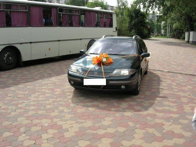 Tatiana{{_AND_}}Marek - svadobné autíčko