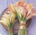 kytice spíš v jedné barvě, do kruhu a ne moc složitá