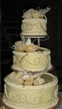 torta od spoločných kmotrovcov