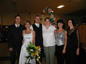 s kamarátkami z Kalinkova