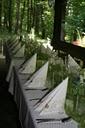 Přípravy - na takové stoly se bude servírovat ....