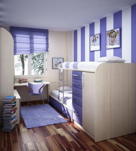 Inšpirácie - detské izby - Obrázok č. 3